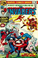 Invaders (1975-1979) #6 Variant A