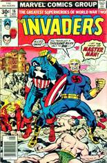 Invaders (1975-1979) #16 Variant A