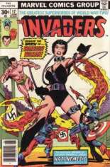 Invaders (1975-1979) #17 Variant A