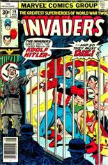 Invaders (1975-1979) #19 Variant A