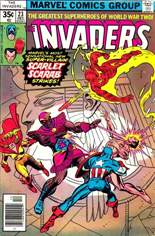 Invaders (1975-1979) #23 Variant A