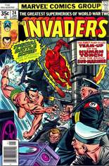 Invaders (1975-1979) #24 Variant A