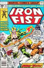 Iron Fist (1975-1977) #14 Variant A