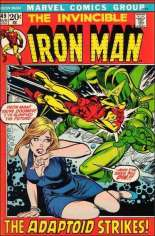 Iron Man (1968-1996) #49 Variant A