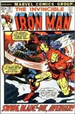 Iron Man (1968-1996) #51 Variant A