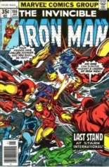 Iron Man (1968-1996) #106 Variant A