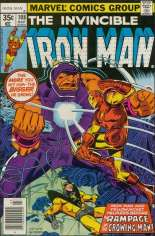Iron Man (1968-1996) #108 Variant A