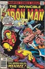 Iron Man (1968-1996) #109 Variant A