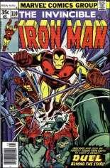 Iron Man (1968-1996) #110 Variant A
