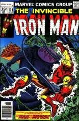 Iron Man (1968-1996) #111