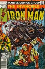 Iron Man (1968-1996) #113