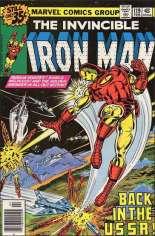 Iron Man (1968-1996) #119