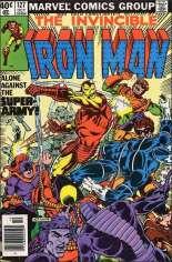 Iron Man (1968-1996) #127 Variant A: Newsstand Edition