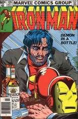 Iron Man (1968-1996) #128 Variant A: Newsstand Edition