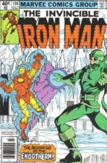 Iron Man (1968-1996) #136 Variant A: Newsstand Edition