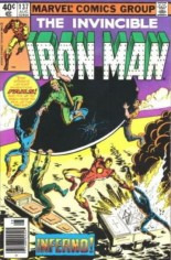 Iron Man (1968-1996) #137 Variant A: Newsstand Edition