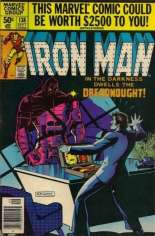 Iron Man (1968-1996) #138 Variant A: Newsstand Edition