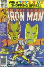 Iron Man (1968-1996) #139 Variant A: Newsstand Edition