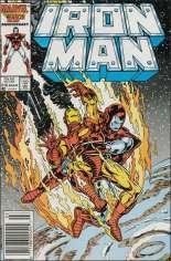 Iron Man (1968-1996) #216 Variant A: Newsstand Edition