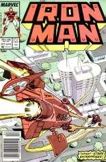 Iron Man (1968-1996) #217 Variant A: Newsstand Edition