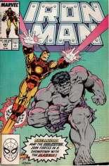 Iron Man (1968-1996) #247 Variant B: Direct Edition