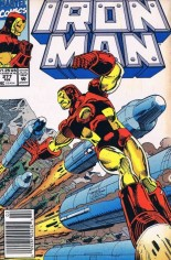 Iron Man (1968-1996) #277 Variant A: Newsstand Edition