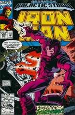 Iron Man (1968-1996) #278 Variant B: Direct Edition