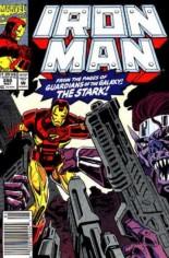 Iron Man (1968-1996) #280 Variant A: Newsstand Edition
