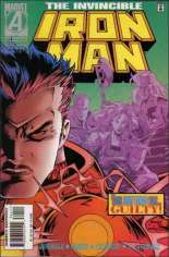 Iron Man (1968-1996) #324 Variant B: Direct Edition
