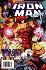 Iron Man (1968-1996) #331 Variant A: Newsstand Edition