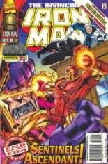 Iron Man (1968-1996) #332 Variant B: Direct Edition