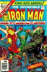Iron Man (1968-1996) #Annual 3