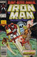 Iron Man (1968-1996) #Annual 9 Variant A: Newsstand Edition