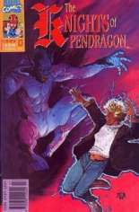 Knights of Pendragon (1990-1991) #13