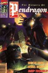 Knights of Pendragon (1990-1991) #15