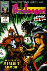 Knights of Pendragon (1992-1993) #2