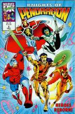 Knights of Pendragon (1992-1993) #6