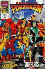 Knights of Pendragon (1992-1993) #8