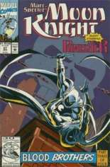 Marc Spector: Moon Knight (1989-1994) #37