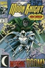Marc Spector: Moon Knight (1989-1994) #40