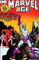 Marvel Age (1983-1994) #1