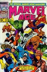 Marvel Age (1983-1994) #12