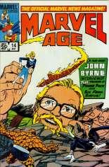 Marvel Age (1983-1994) #14