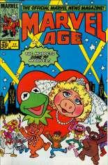 Marvel Age (1983-1994) #17
