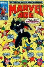 Marvel Age (1983-1994) #19