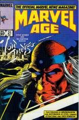 Marvel Age (1983-1994) #21