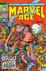 Marvel Age (1983-1994) #24