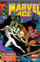 Marvel Age (1983-1994) #25