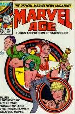 Marvel Age (1983-1994) #26