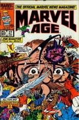 Marvel Age (1983-1994) #27